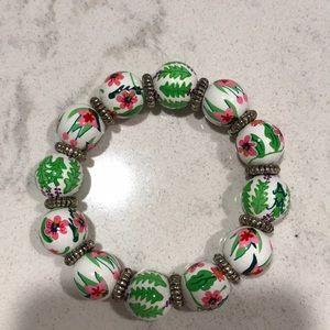 Angela Moore Hawaiian bracelet